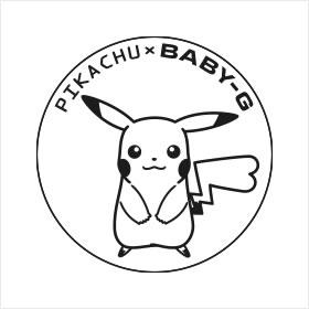 Pokémon x BABY-G BA-110PKC, Pokémon x BABY-G BA-110PKC