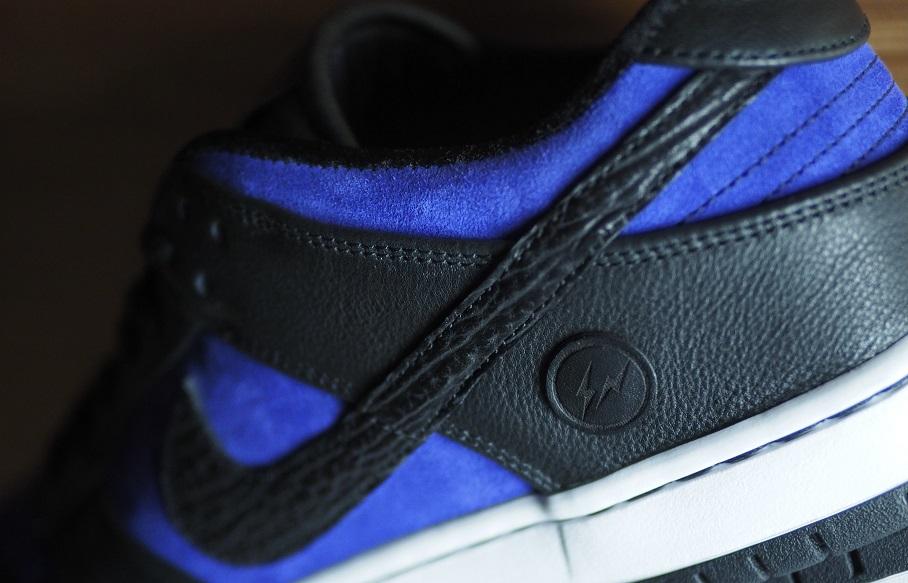 , BespokeIND Nike SB Dunk Low 'S⚡️B'