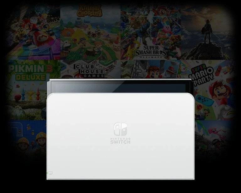 Nintendo Switch OLED, Nintendo Switch OLED