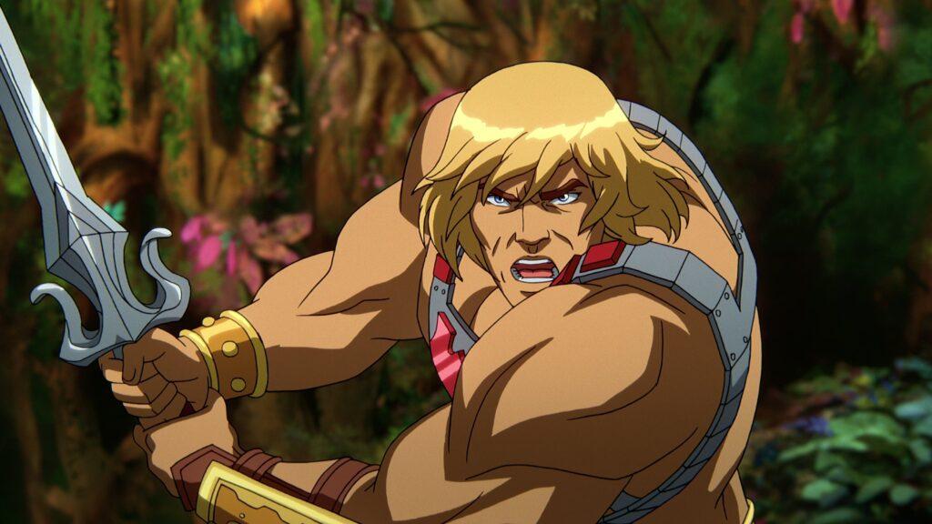 He-Man Masters Universe Revelation, He-Man Masters of the Universe: Revelation Official Trailer & First Look