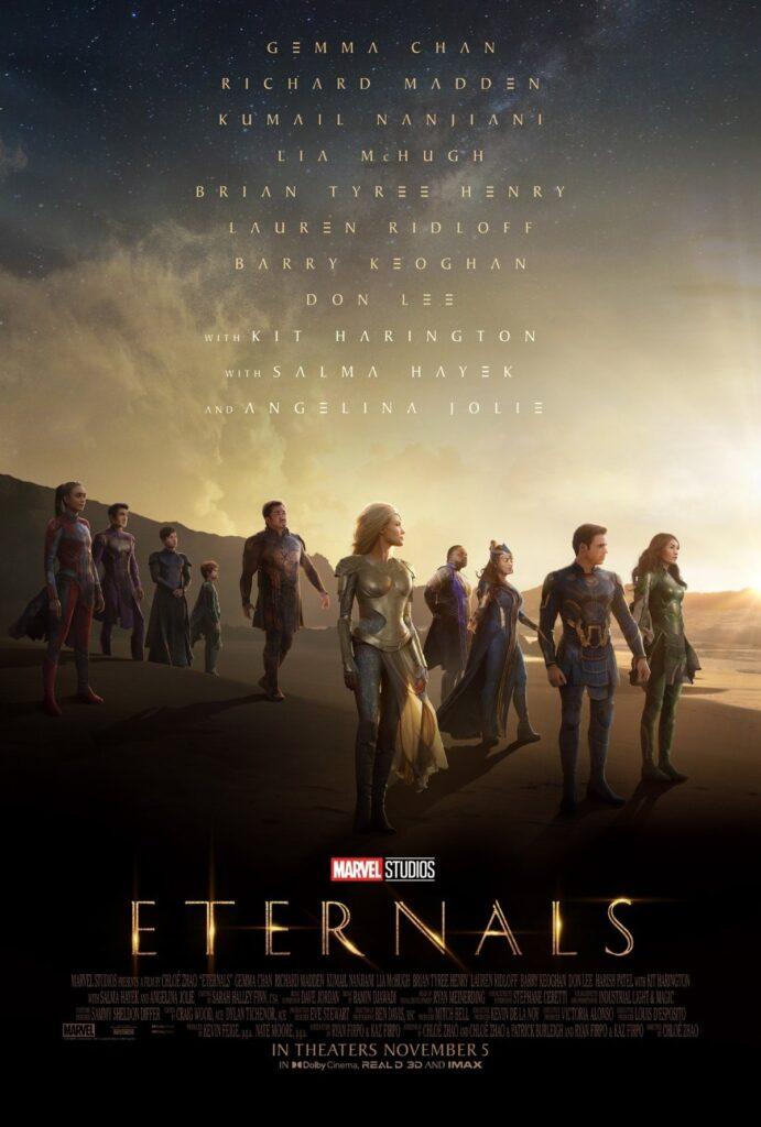 "Marvel Studios Eternals Trailer, Marvel Studios ""Eternals"" Official Trailer"