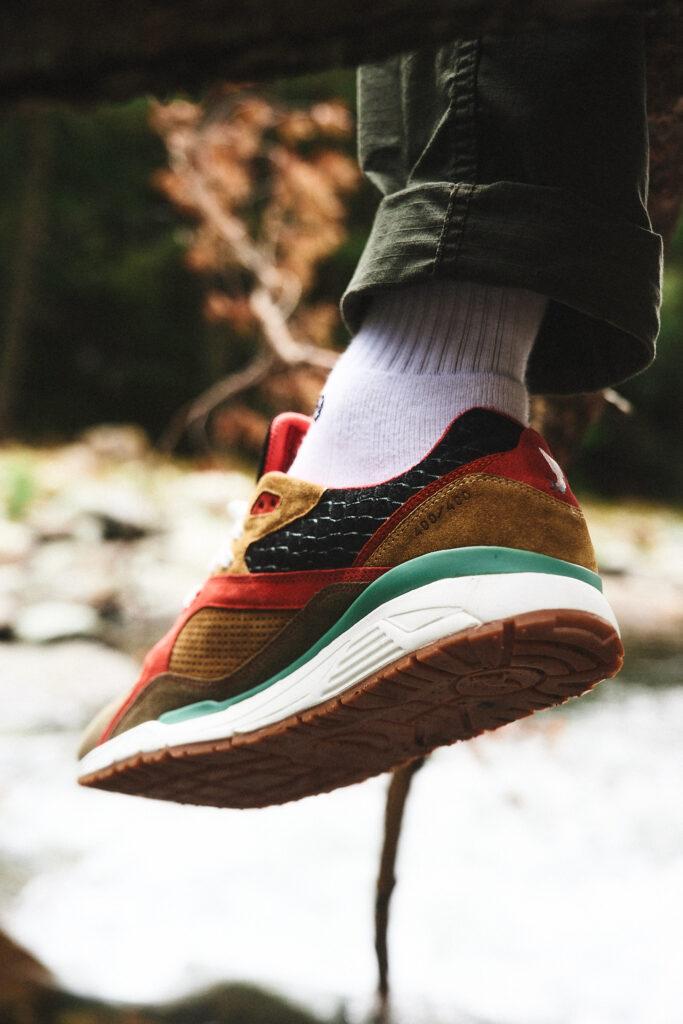 KangaROOS Runaway ROOS 001, KangaROOS Runaway ROOS 001 'Rainbow Trout'