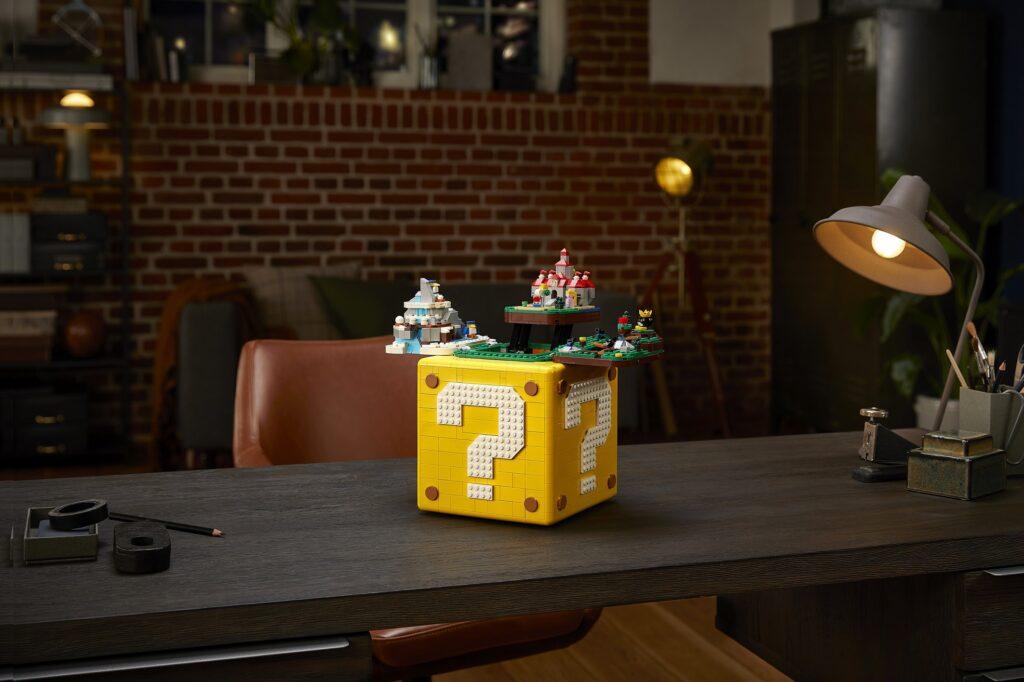 LEGO® Super Mario 64?, LEGO® Super Mario 64? Block