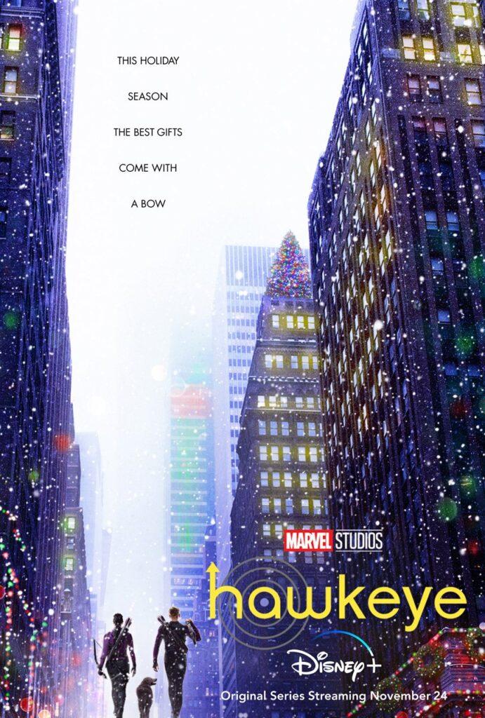 Hawkeye Offical Trailer Release, Hawkeye Official Trailer Release