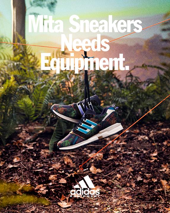 mita sneakers adidas Consortium, mita sneakers x adidas Consortium EQT CSG 91
